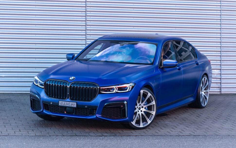 Ist das der dickste Hybrid-BMW des Augenblicks?